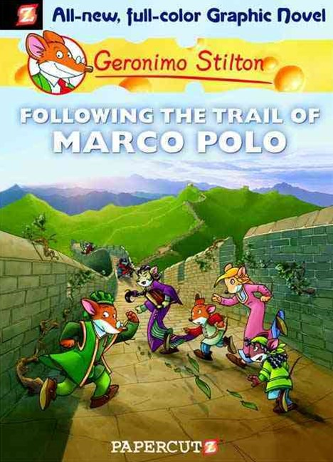 Geronimo Stilton 4: Following the Trail of Marco Polo