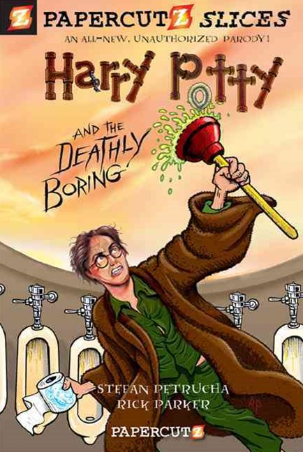 Harry Potty and the Deathly Boring #1