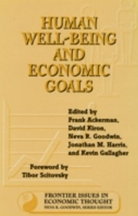 (ebook) Human Well-Being and Economic Goals - Business & Finance Ecommerce