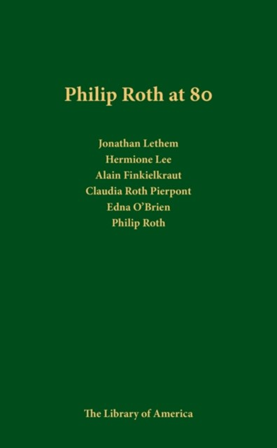 (ebook) Philip Roth at 80: A Celebration