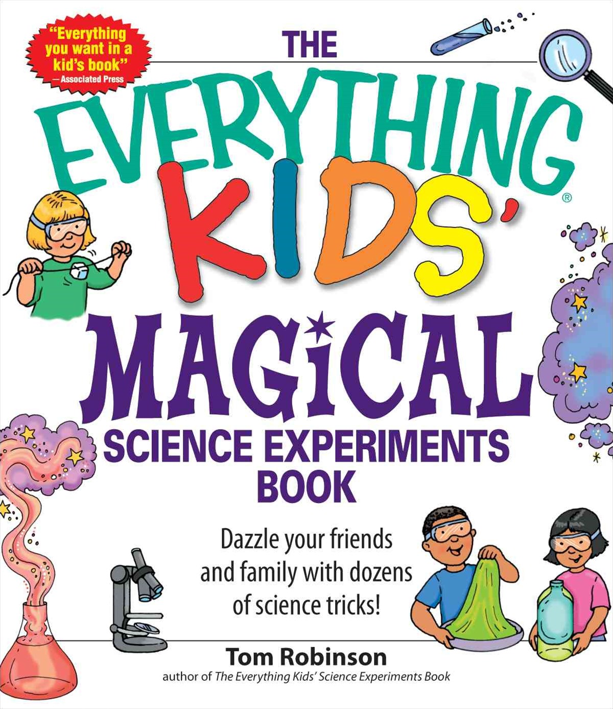 Magical Science Experiments Book