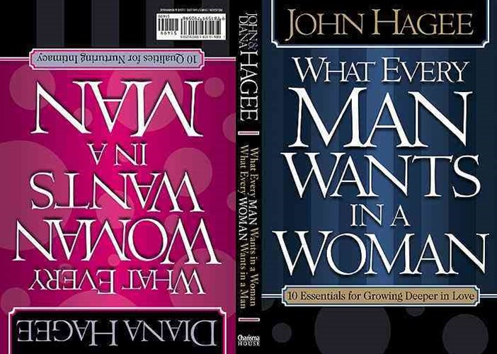 What Every Man Wants in a Woman/What Every Woman Wants in a Man