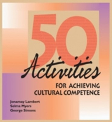 50 Activities for Achieving Cultural Competence, BUS035000