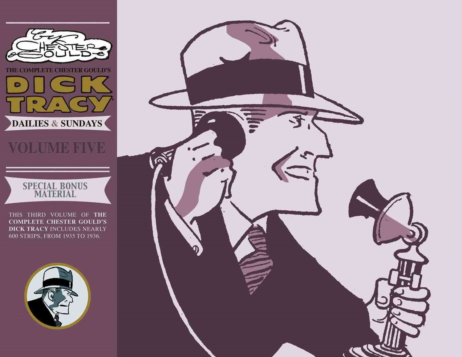 Complete Chester Gould's &quote;Dick Tracy&quote;