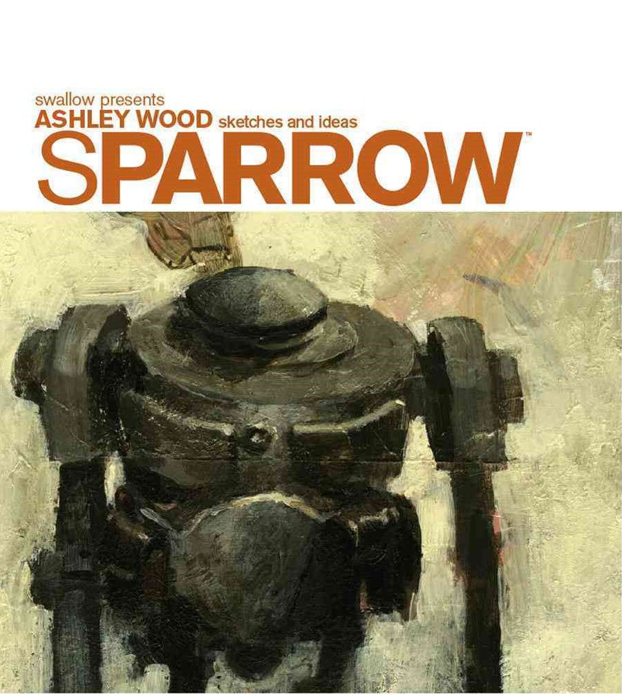 Sparrow - Ashley Wood Sketches and Ideas
