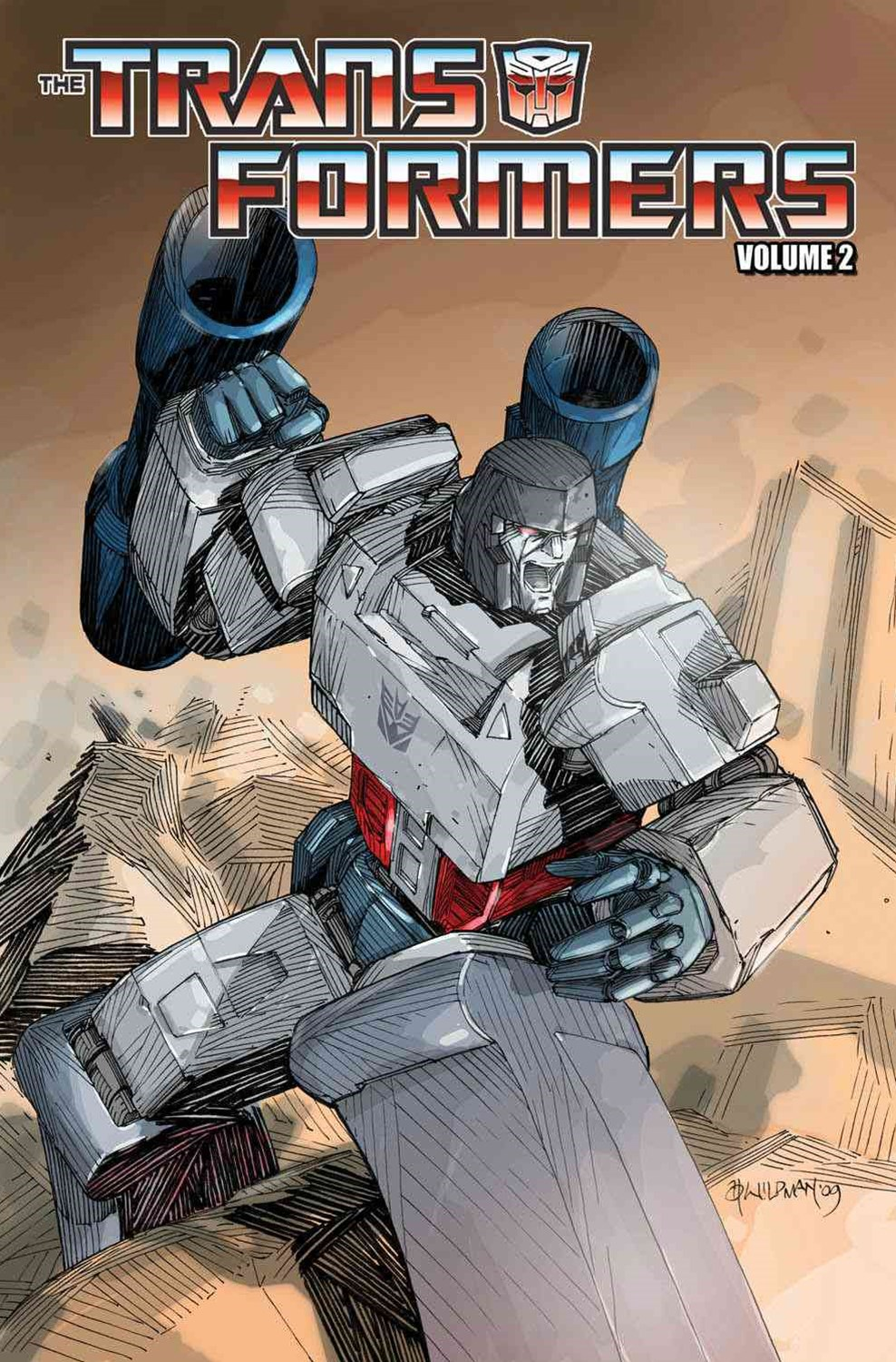 Transformers Volume 2 International Incident