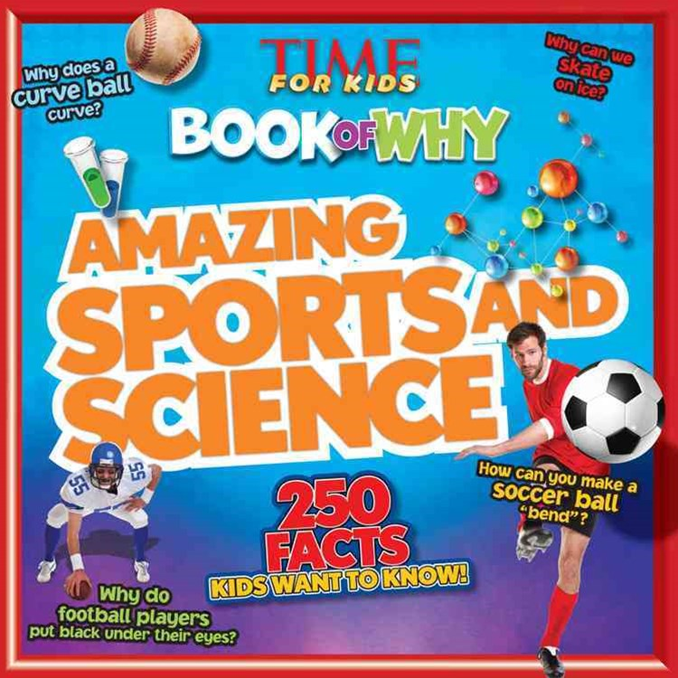 Book of Why: Amazing Sports and Science