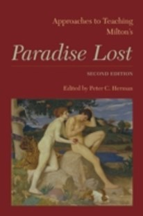 (ebook) Approaches to Teaching Milton's Paradise Lost - Education Teaching Guides