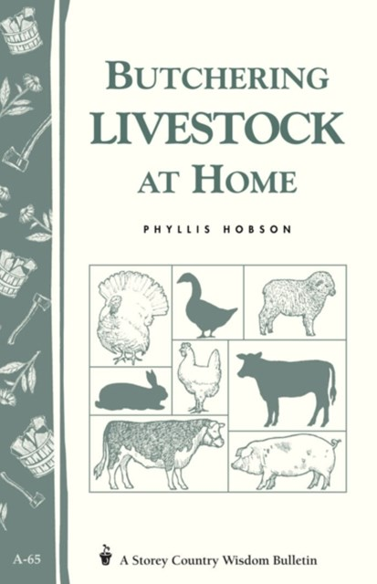 Butchering Livestock at Home