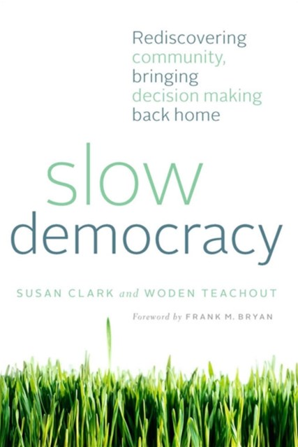 (ebook) Slow Democracy