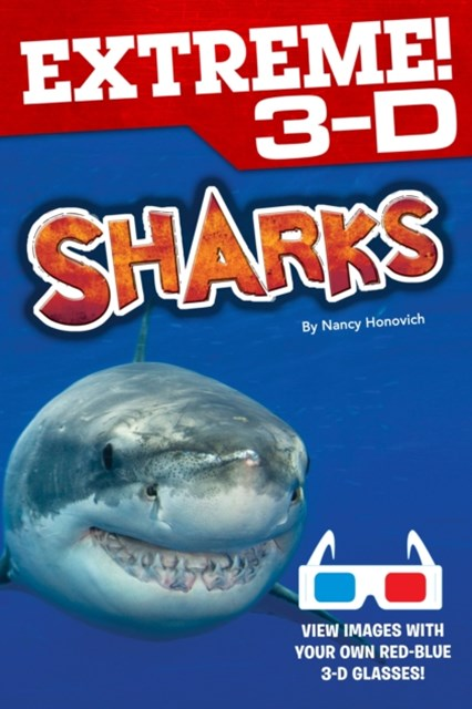 (ebook) Extreme 3-D: Sharks