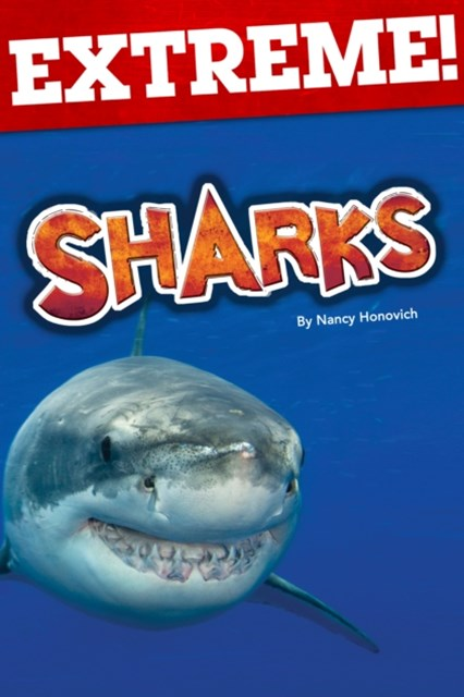 (ebook) Extreme: Sharks