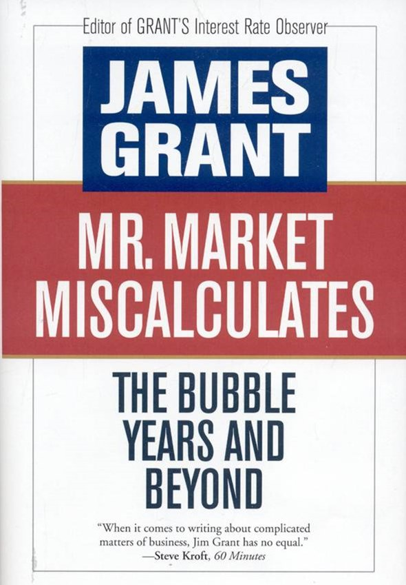 Mr. Market Miscalculates