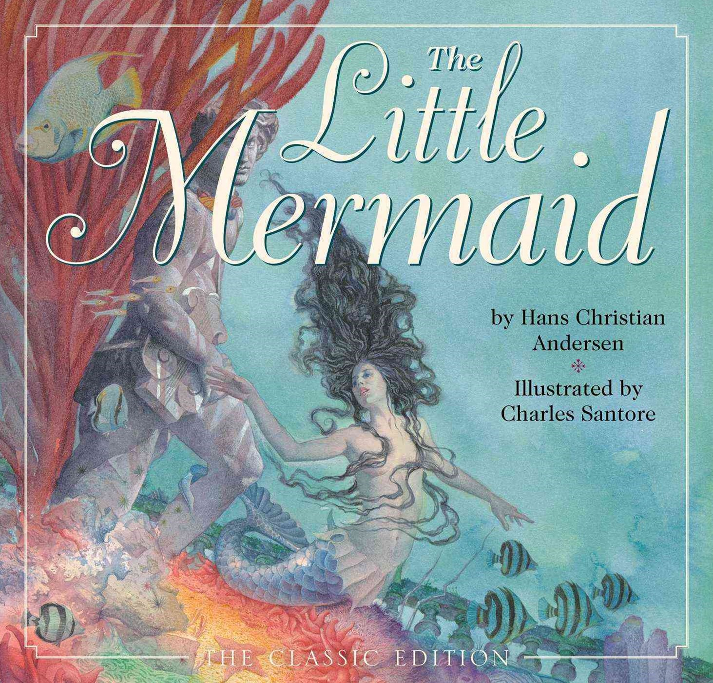 Little Mermaid Classic Edition