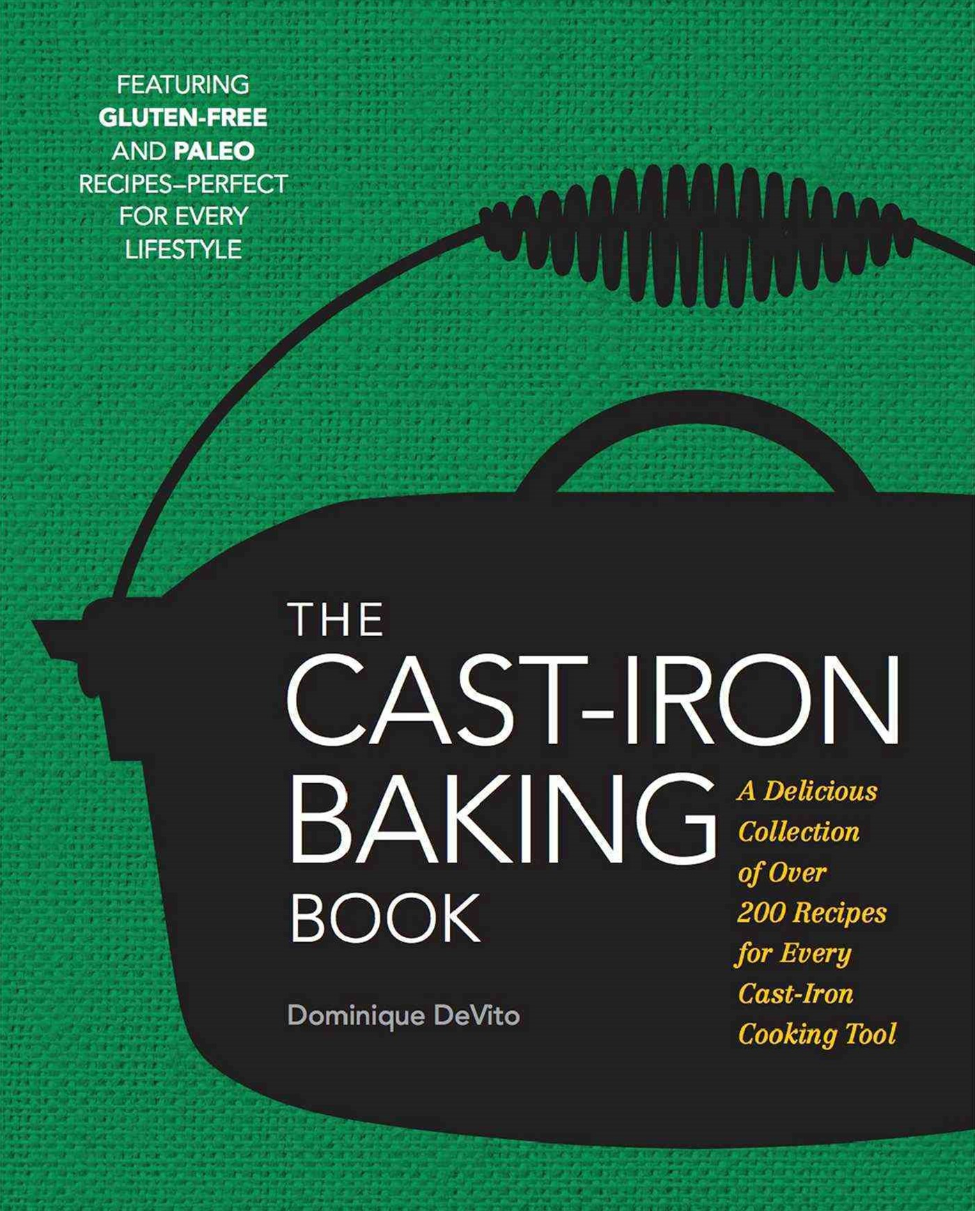 Cast Iron Baking Book