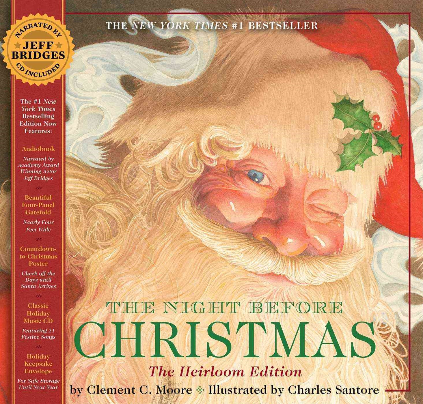 The Night Before Christmas: The Heirloom Edition