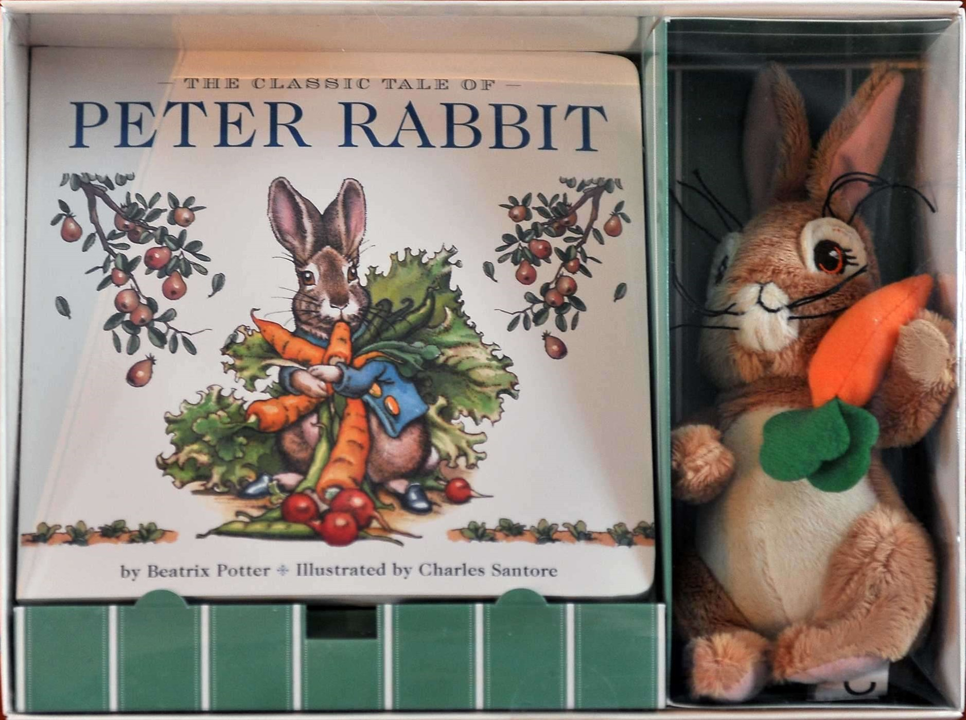 The Peter Rabbit Gift Set