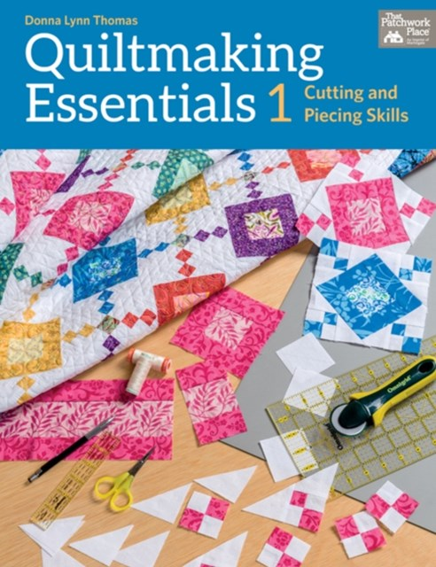 (ebook) Quiltmaking Essentials I