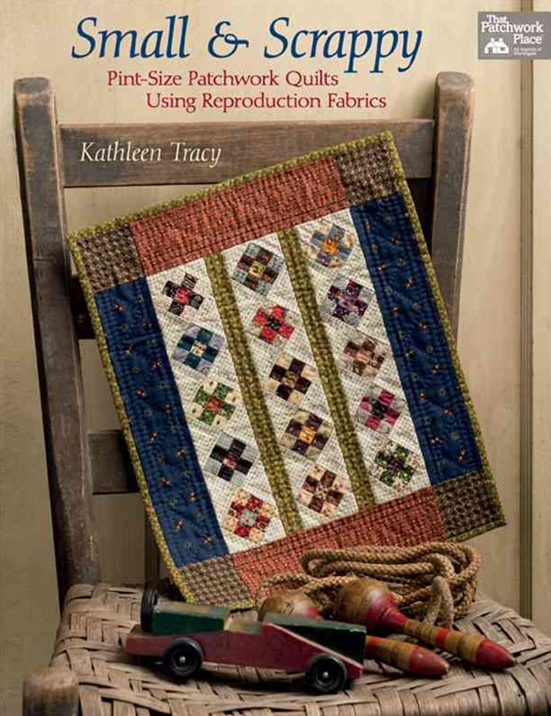 Small Quilts from the Scrap Basket