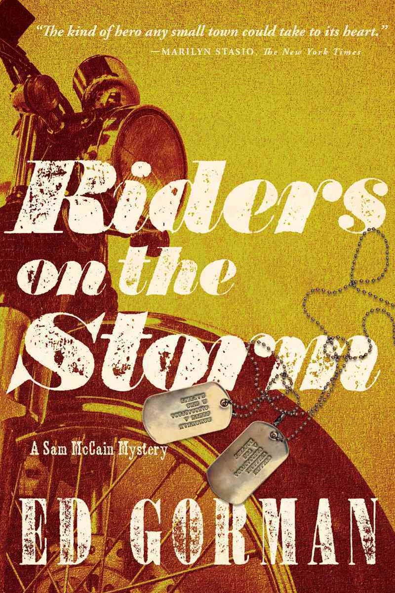 Riders on the Storm a Sam Mccain Mystery