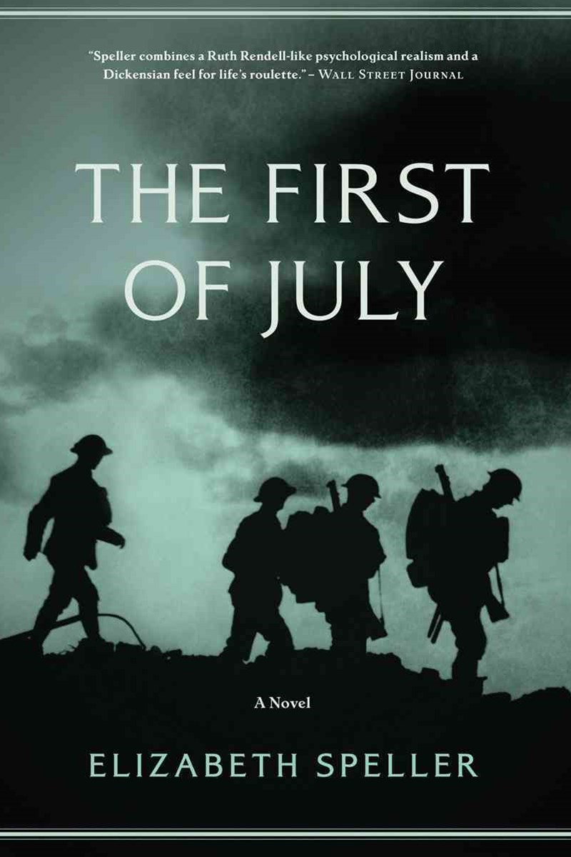 First of July - A Novel
