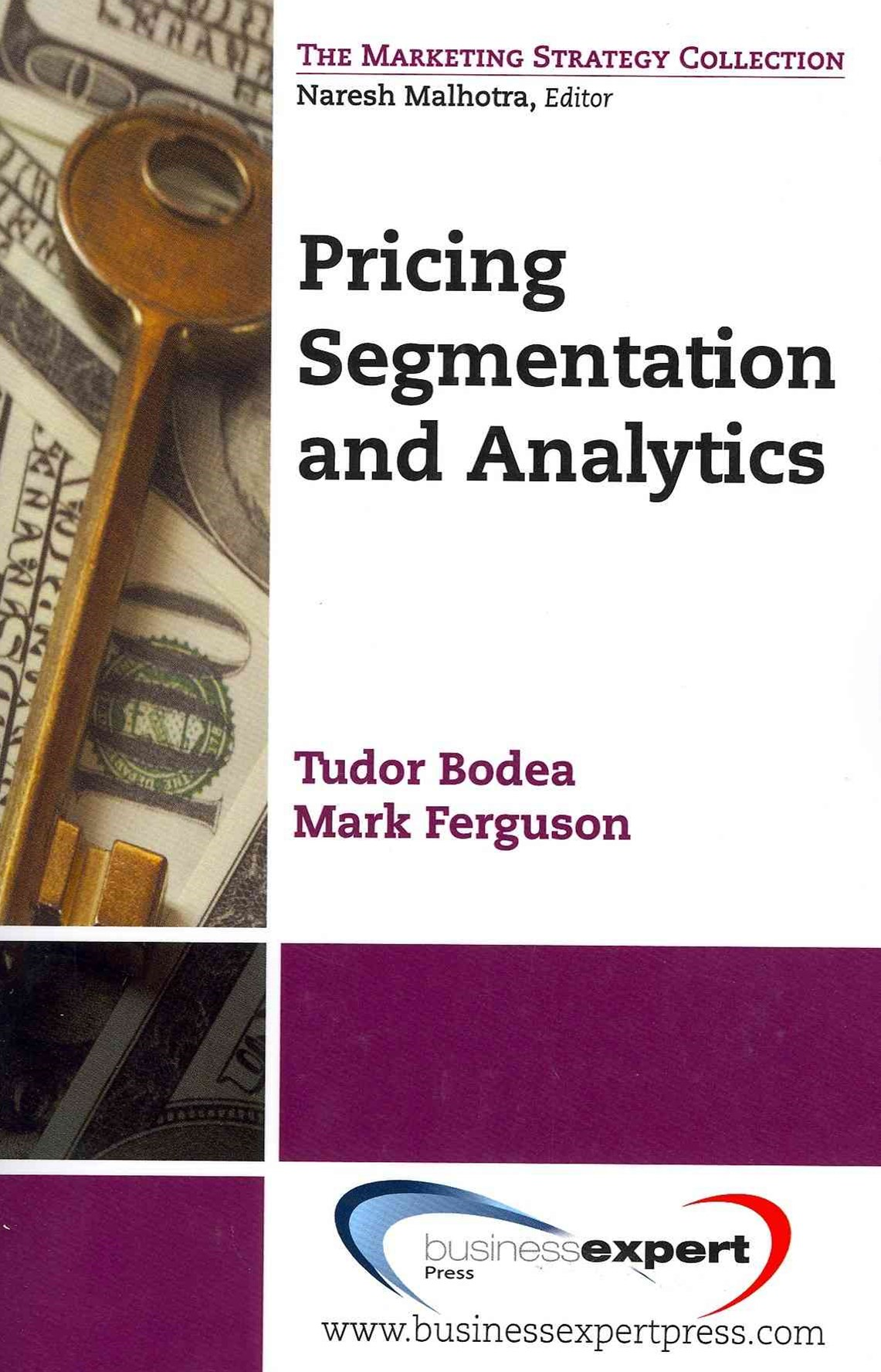 Pricing Segmentation and Analytics