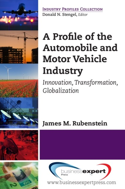(ebook) Profile of the Automobile and Motor Vehicle Industry