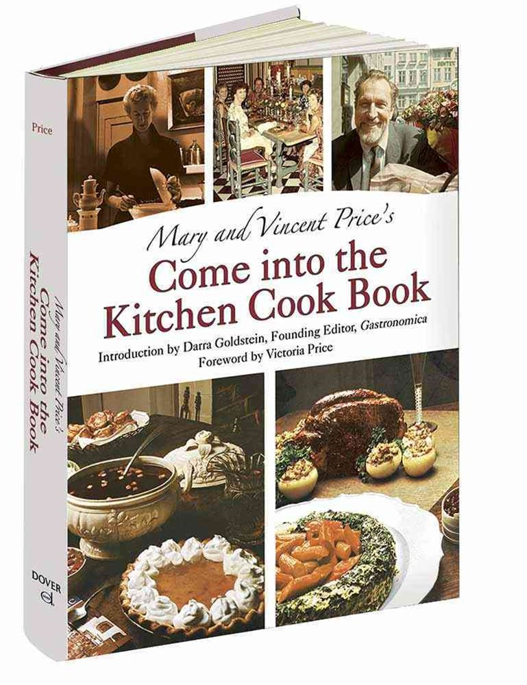 Mary and Vincent Price's Come into the Kitchen Cook Book