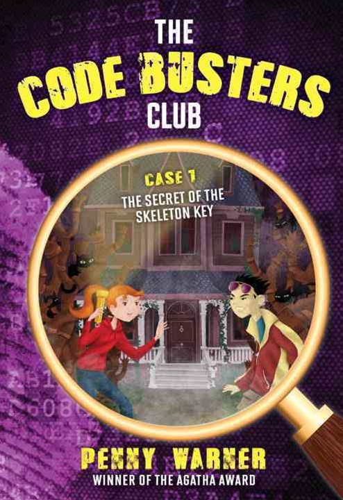 The Secret of the Skeleton Key - The Code Busters Club