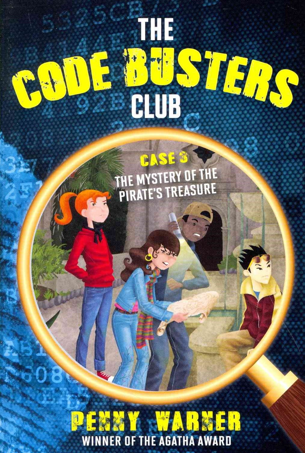 The Mystery of the Pirates Treasure - The Code Busters Club