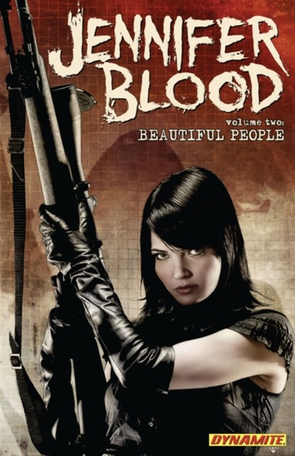 Jennifer Blood Vol. 2: A Woman's Work Is Never Done