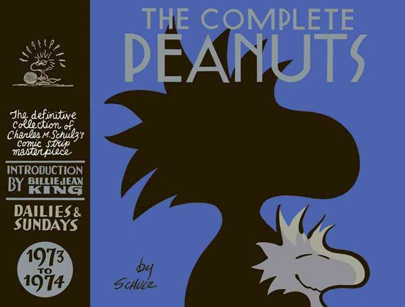 The Complete Peanuts 1973-1974