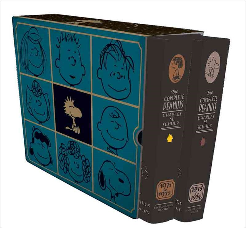 The Complete Peanuts, 1971-1974