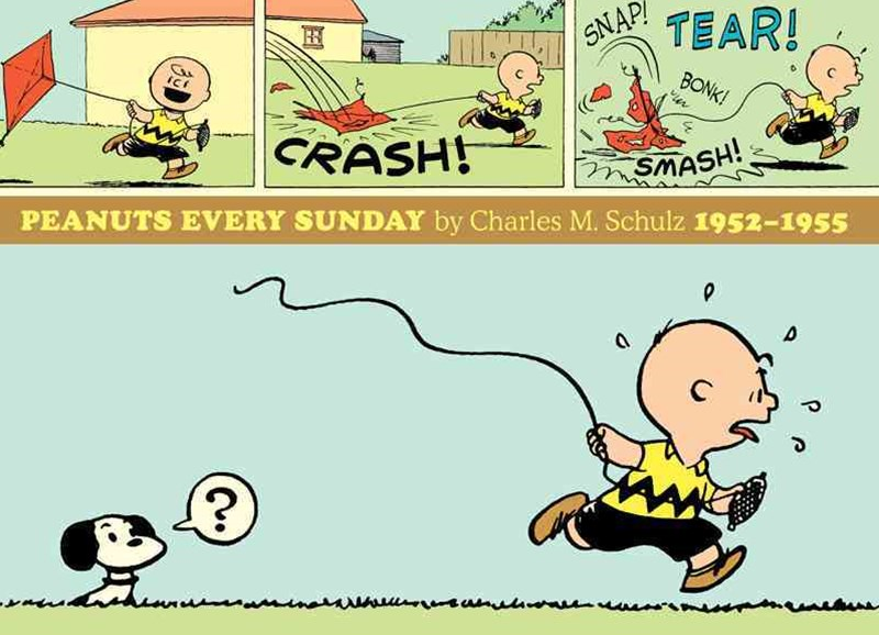 Peanuts Every Sunday:1952-55 CL