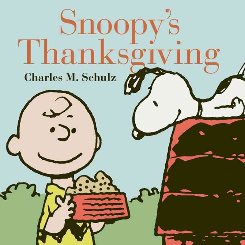 Snoopy's Thanksgiving