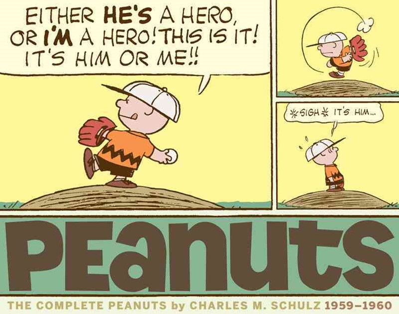 The Complete Peanuts 1959-1960 (Vol. 5)