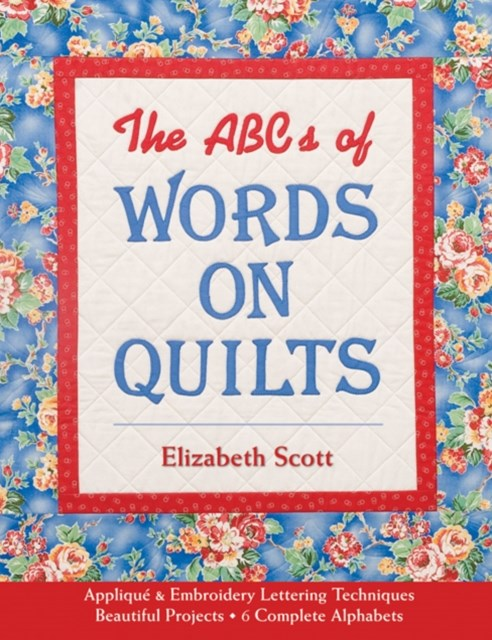 ABCs of Words on Quilts