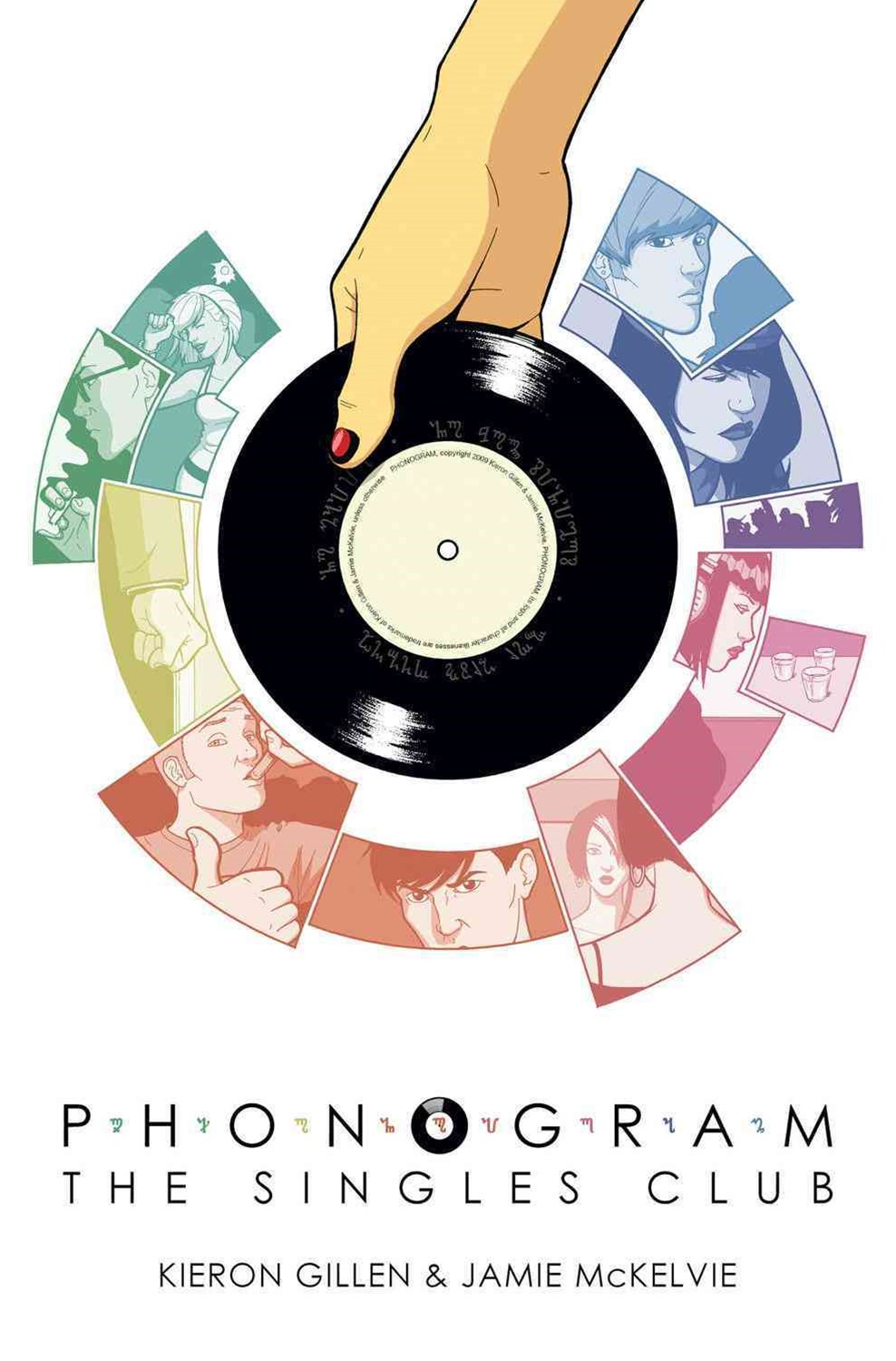 Phonogram Volume 2: the Singles Club
