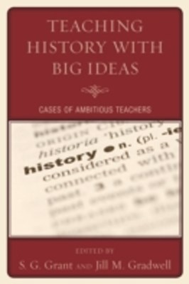 (ebook) Teaching History with Big Ideas