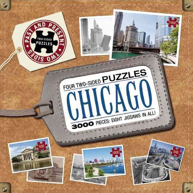 Chicago: Past to Present Puzzles