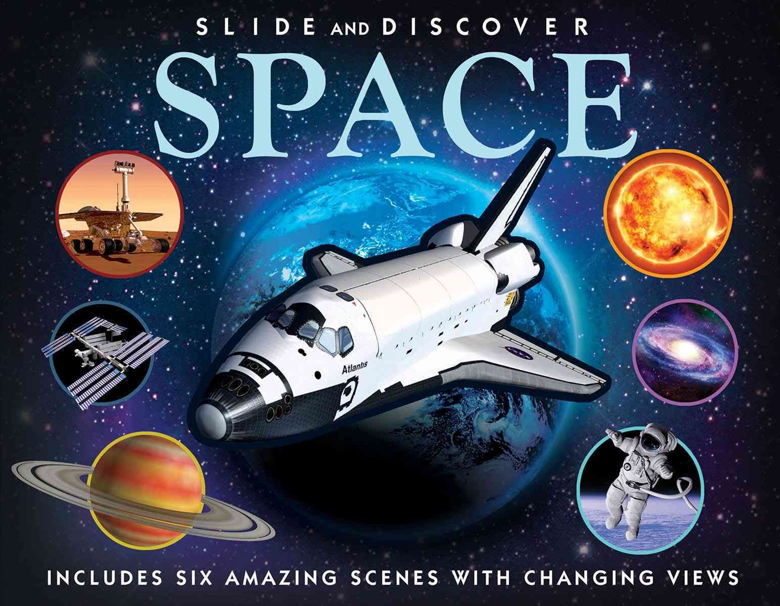 Slide and Discover: Space