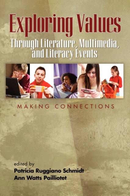 (ebook) Exploring Values Through Literature, Multimedia, and Literacy Events