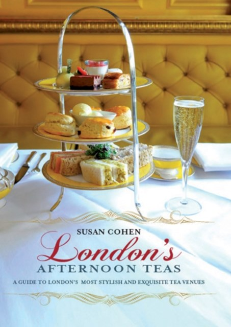 (ebook) London's Afternoon Teas