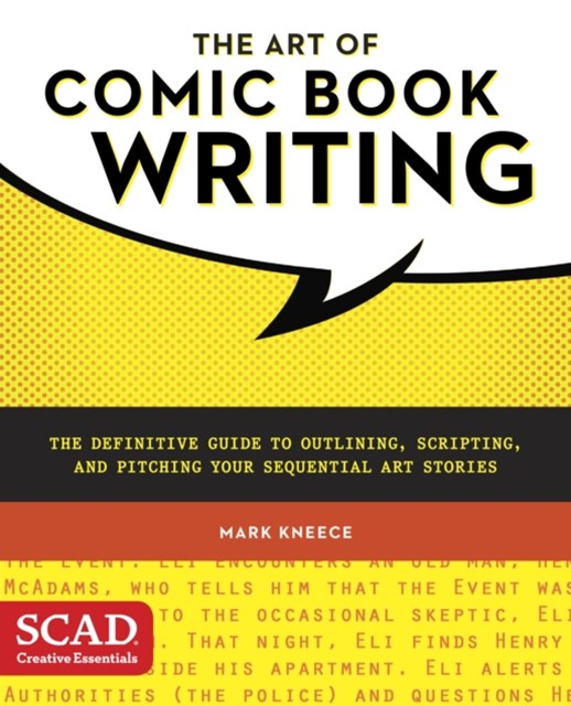 Art of Comic Book Writing