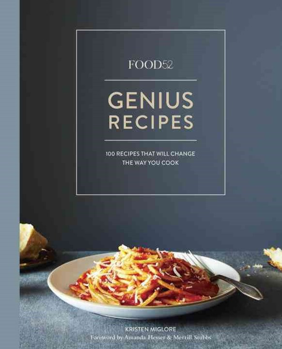 Food52 Genius Recipes