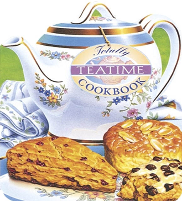 Totally Teatime Cookbook