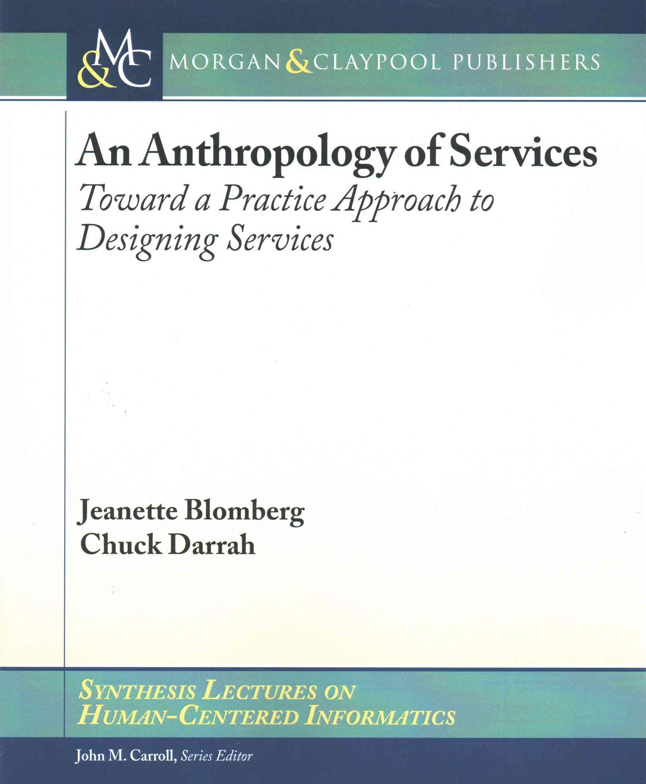 Toward a Practice Approach to Designing Services