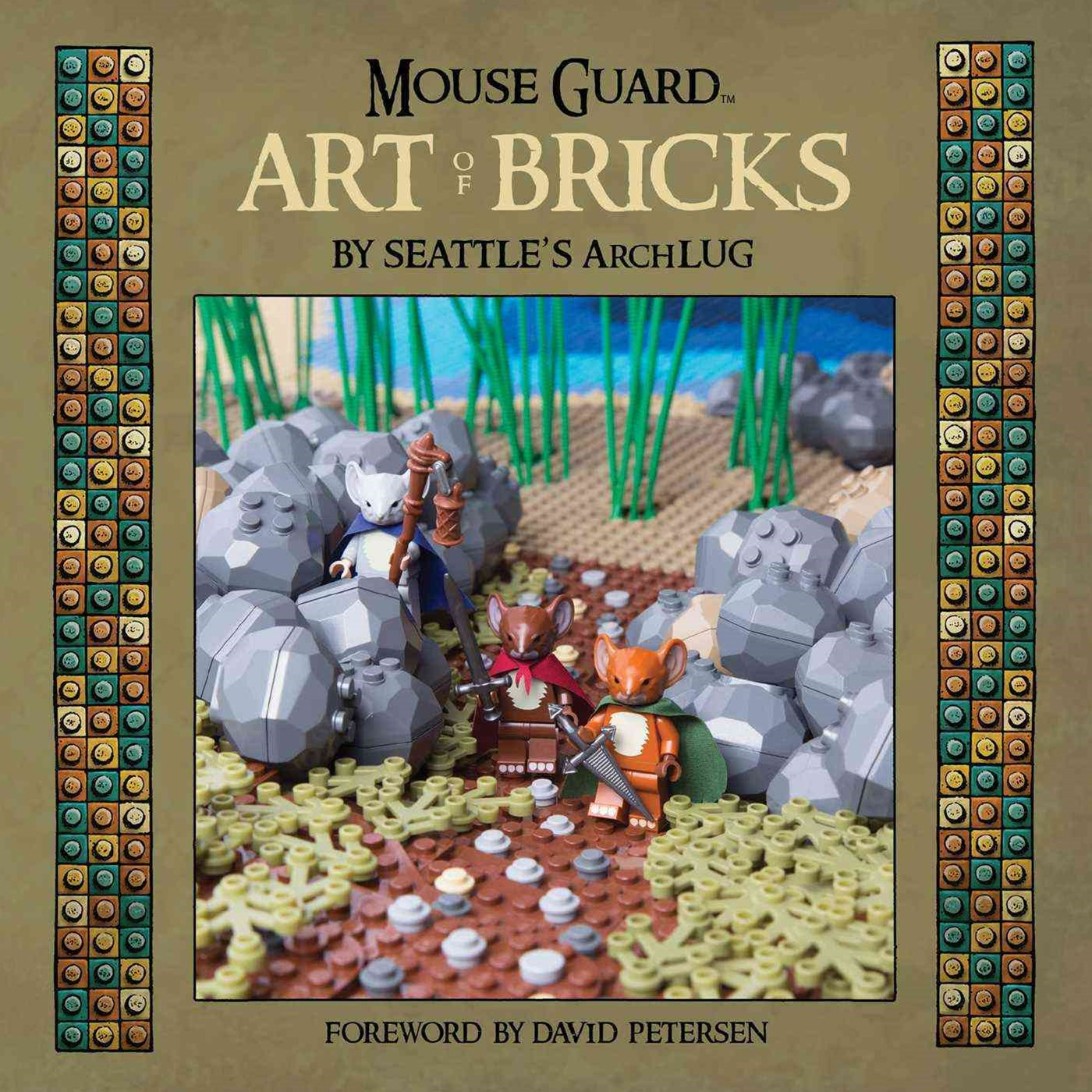 Mouse Guard - The Art of Bricks
