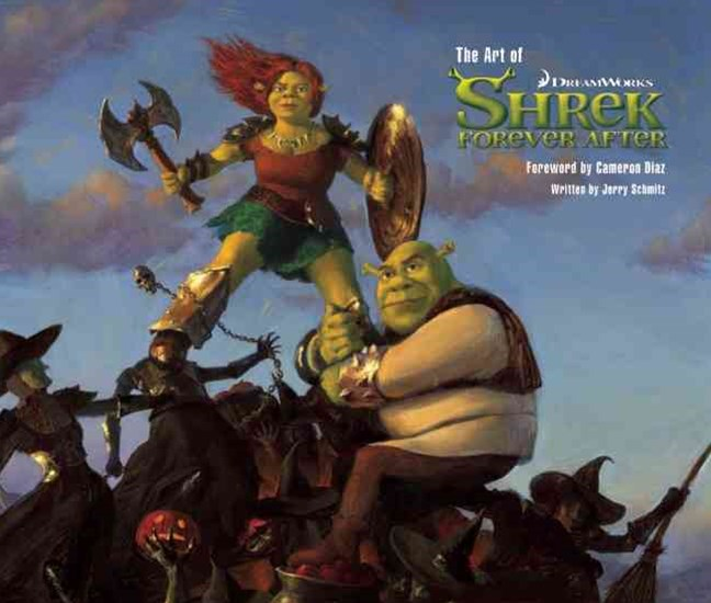 Art of 'Shrek' Forever After