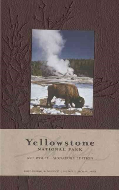 Yellowstone National Park Hardcover Rule